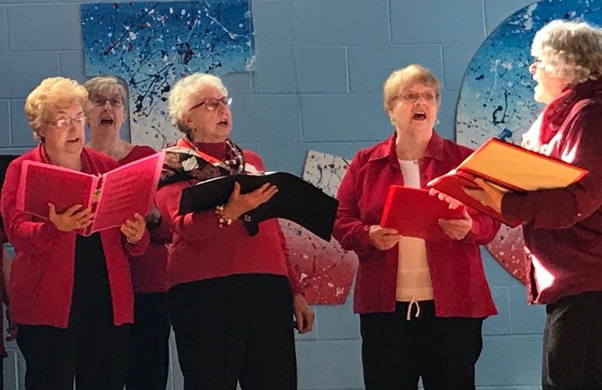 Chorale - Journée de la femme 2020