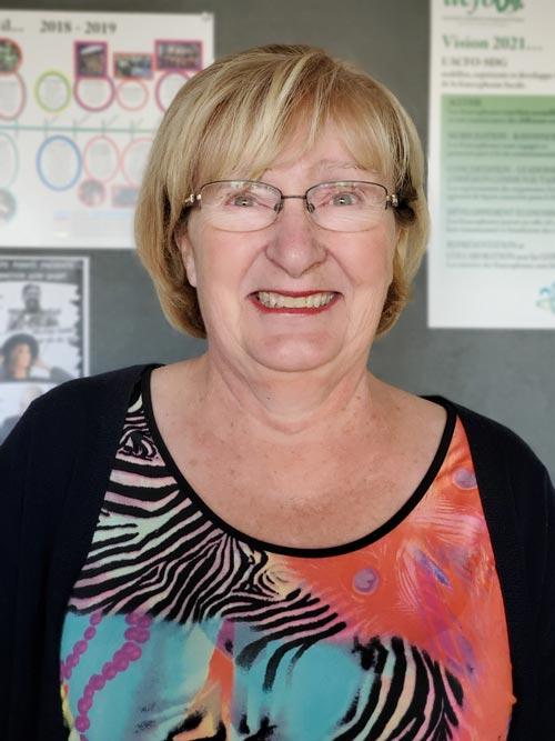 Dianne Poirier Présidente ACFO SDG