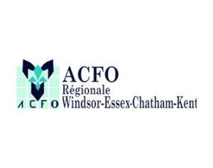 Logo acfo-windsor
